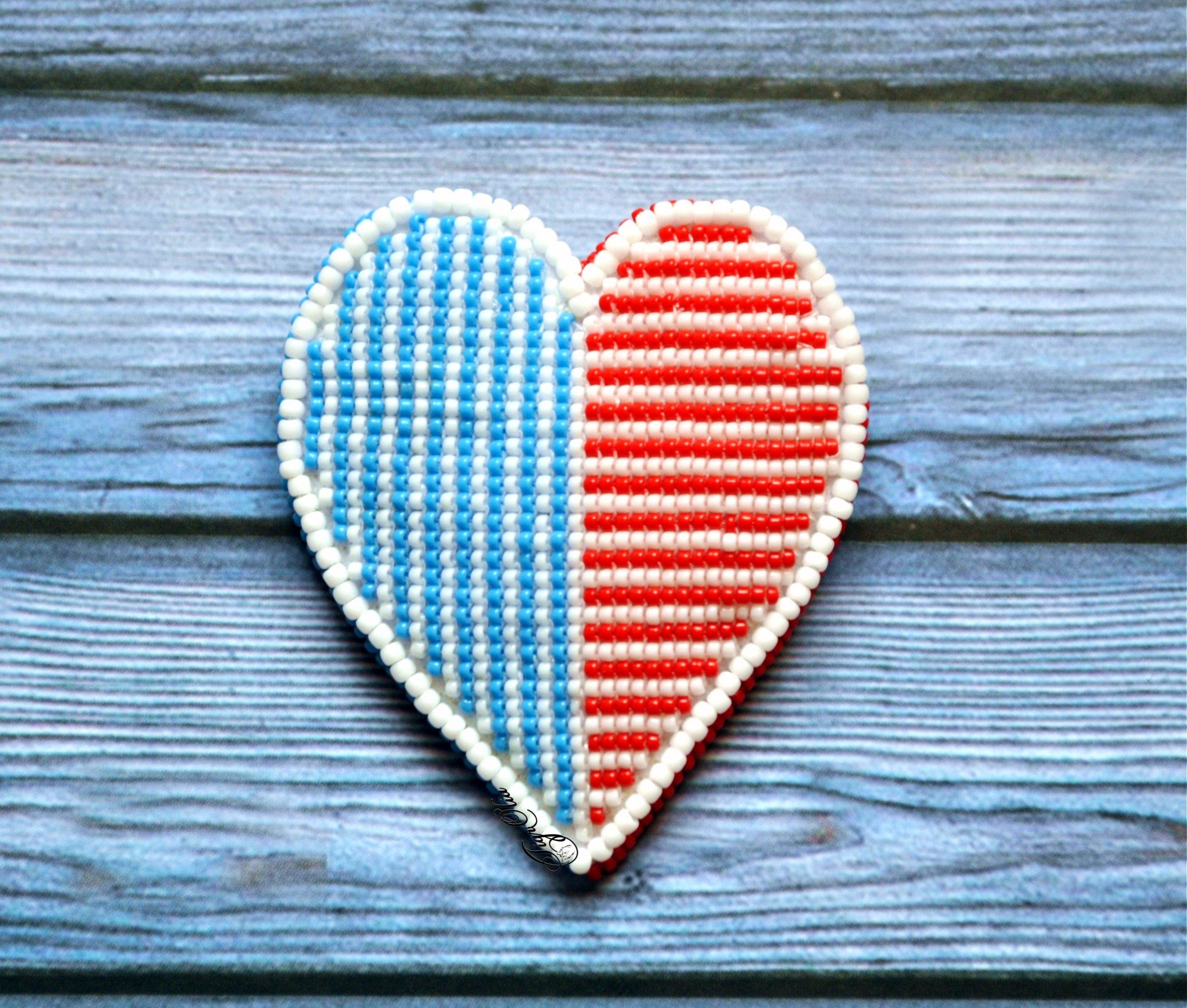 Альбом пользователя TigrOlia: Брошь Сердце Бригантины